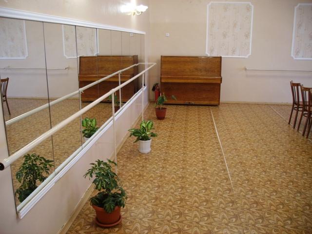 Зал для ритмики
